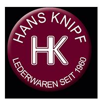 Hans Knipf Lederwaren-Logo